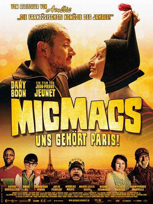 Micmacs - Poster - Germany