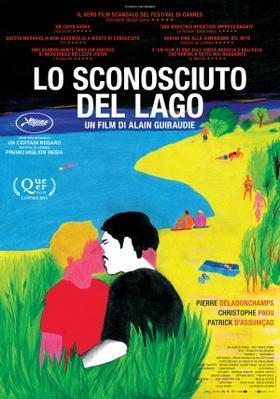 El Desconocido del lago - Poster - Italy