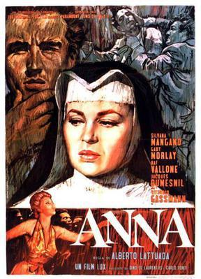 Anna - Poster - Italie