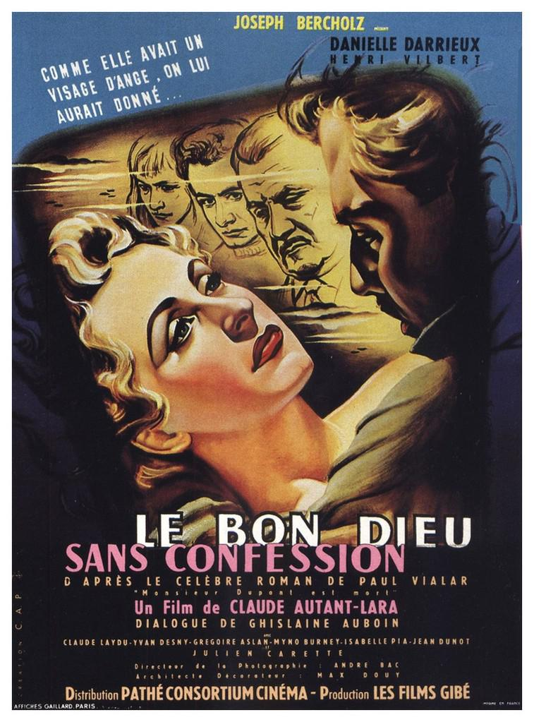 Mostra Internacional de Cine de Venecia - 1953 - Poster France