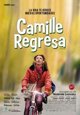 Camille Rewinds - Poster - Mexico