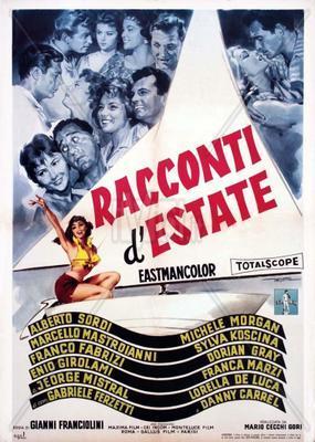 Femmes d'un été - Poster - Italy