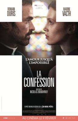The Confession - Poster - Canada