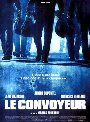 Le Convoyeur - Poster France
