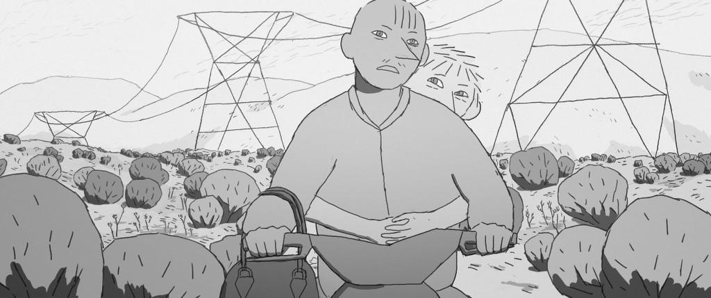 Festival internacional de cine de animación de Krok - 2015