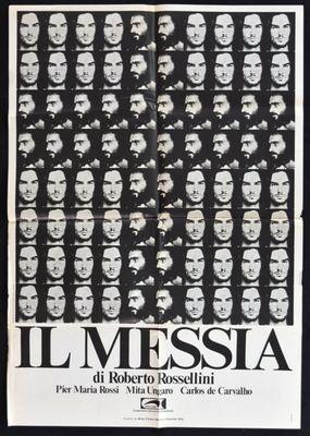 El Mesías - Poster - Italy