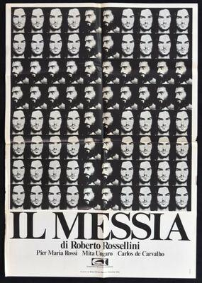 Le Messie - Poster - Italy
