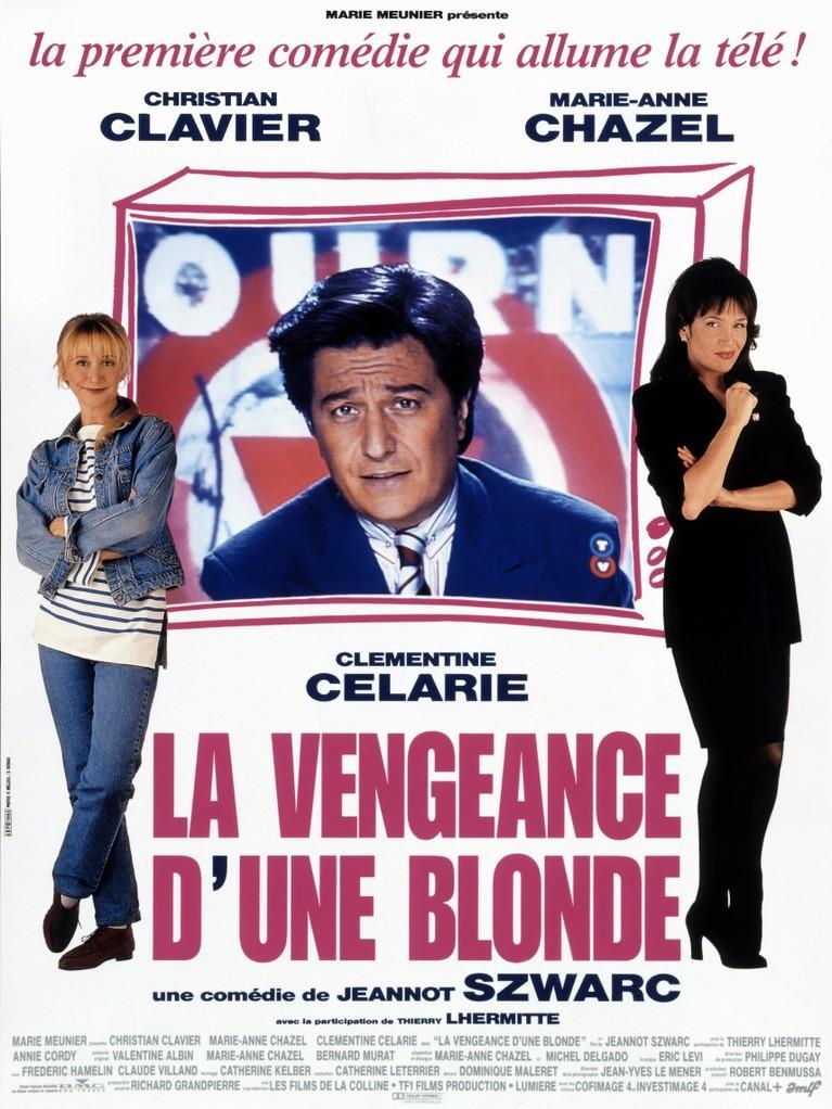 Revenge of a Blonde