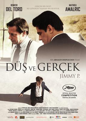 Jimmy P. - Psychothérapie d'un Indien des plaines - Poster - Turkey