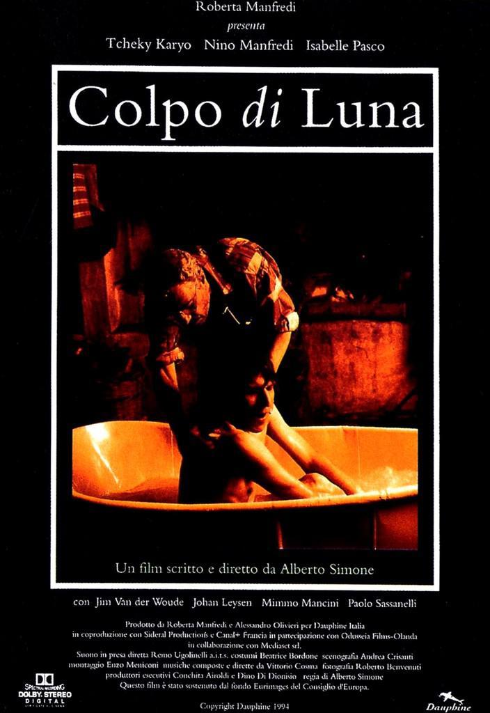 Jim Van der woude - Poster Italie
