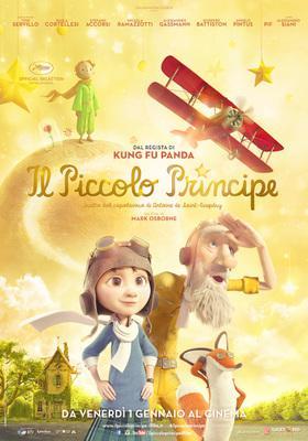 El Principito - Poster Italie