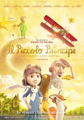 The Little Prince - Poster Italie