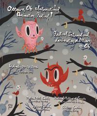 オタワ 国際アニメーション映画祭 - 2006