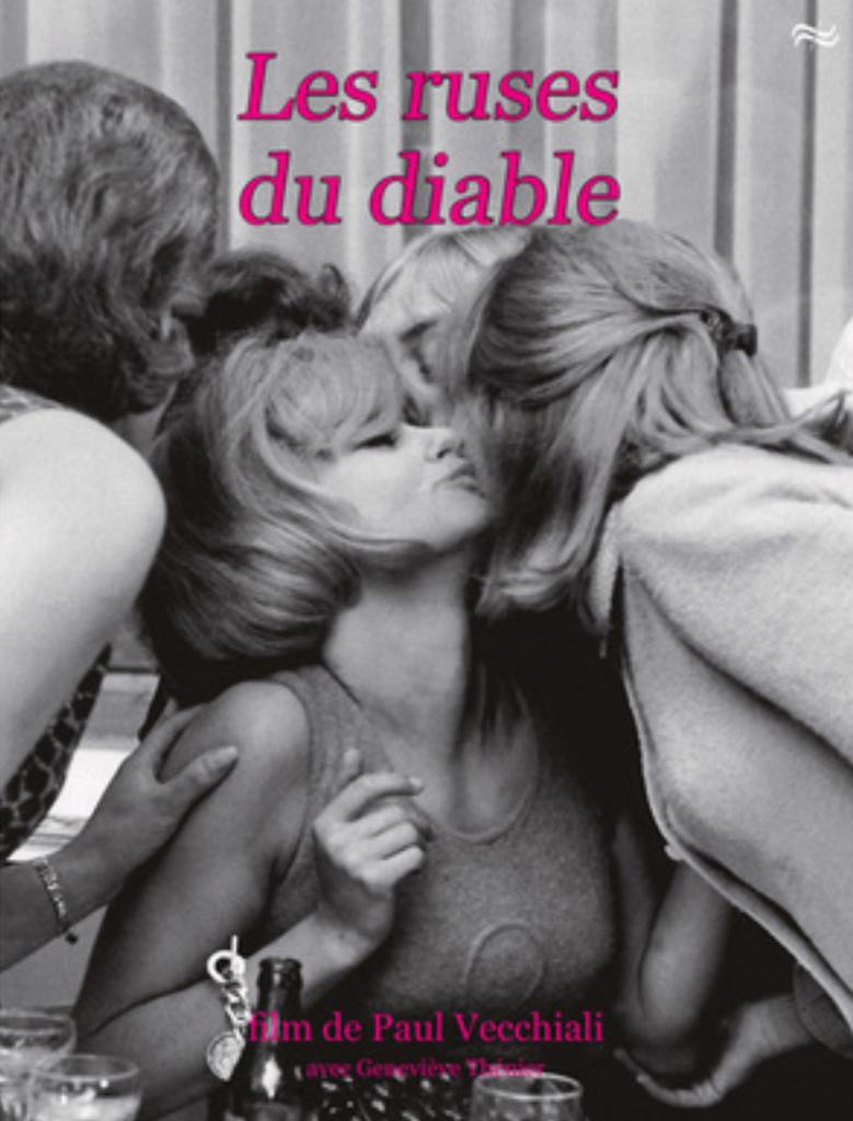 Les Ruses du diable - Jaquette DVD France