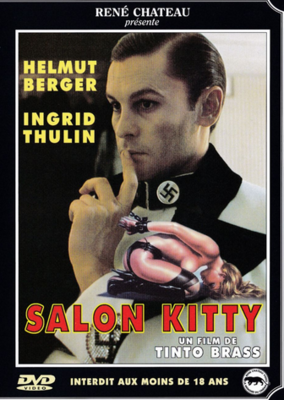Salon Kitty - Jaquette DVD France