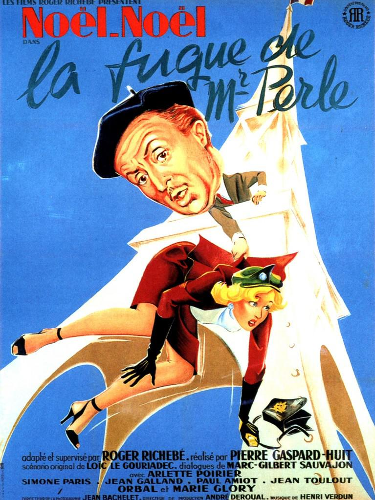 La Fugue de monsieur Perle