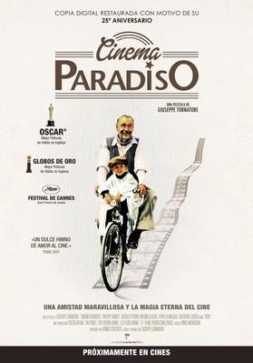 Cinema Paradiso - Spain