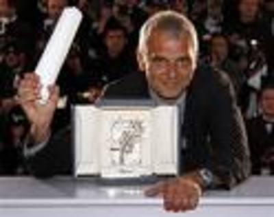 2008 sous le signe des Ch'tis - Laurent Cantet à Cannes - © Reuters/ Jp Pelissier