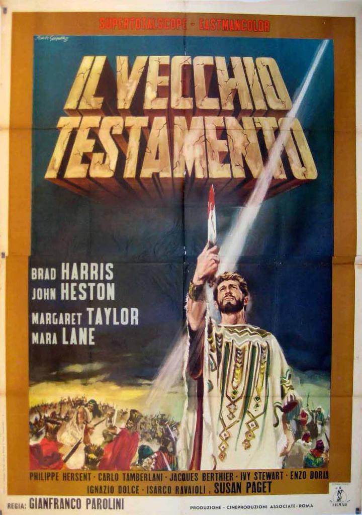 The Old Testament - Poster - Italie