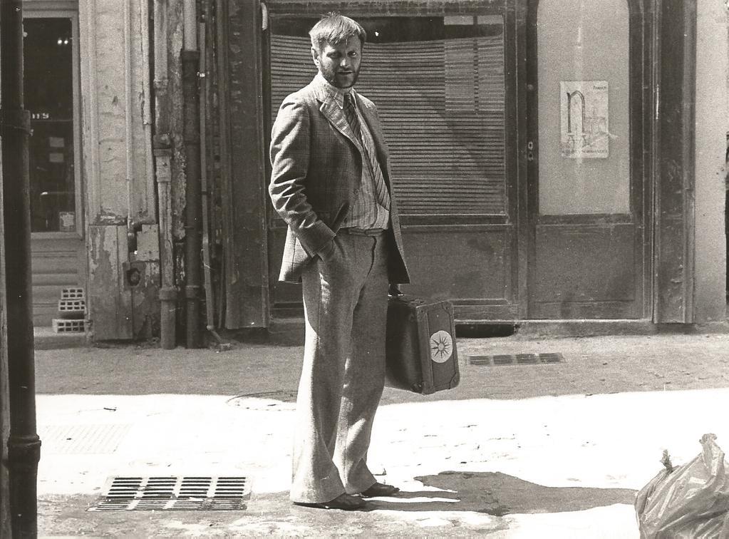 Bernard Douzenel
