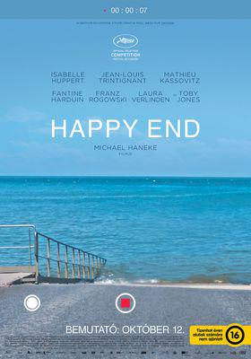 Happy End - Poster- Hungary