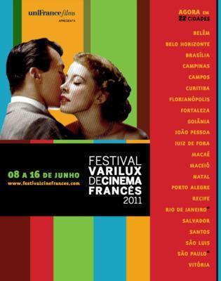 Festival Varilux de cinéma français au Brésil