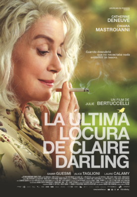 Claire Darling - Poster - Spain
