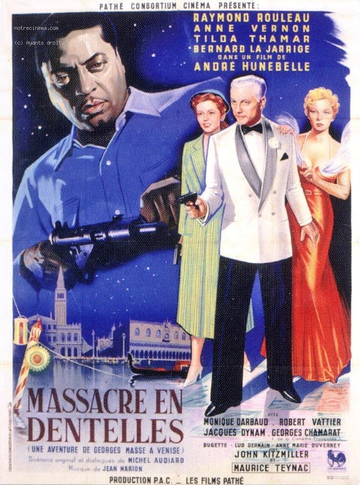 Massacre in Lace