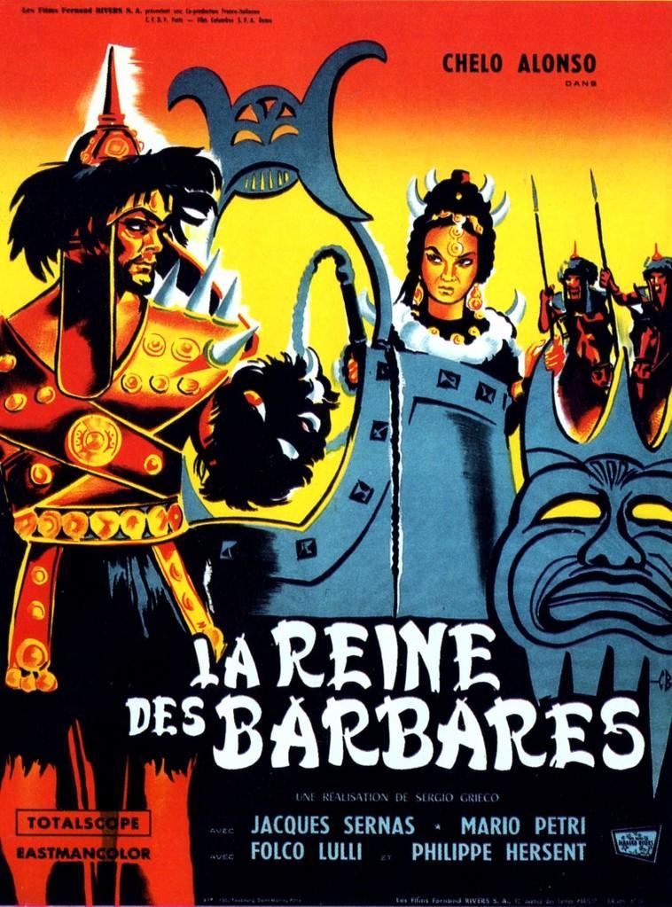 La Reine des Barbares