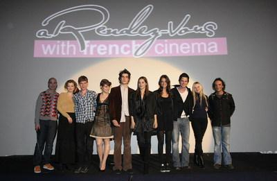 Rendez-Vous With French Cinema au Royaume-Uni - 2007