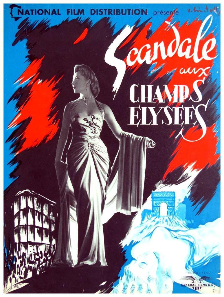 Scandale aux Champs-Elysées