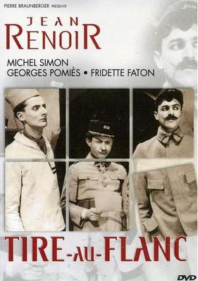 Tire-au-flanc - Jaquette DVD