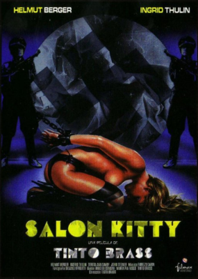 Salon Kitty - Jaquette DVD Etats-Unis