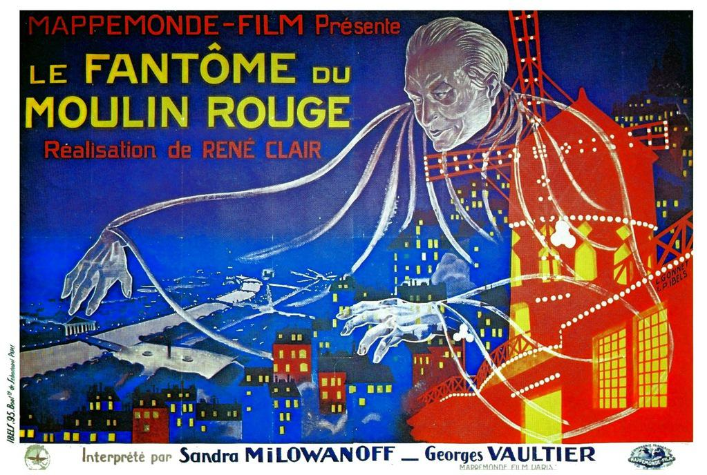 The Phantom of the Moulin Rouge