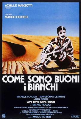 Y'a bon les Blancs - Poster Italie
