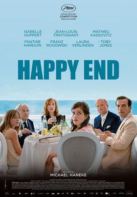 Happy End - Poster - Italy