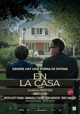 En la casa - Poster - Mexico