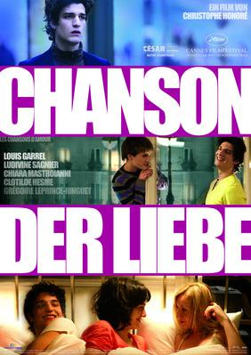 Les Chansons d'amour - Poster - Germany