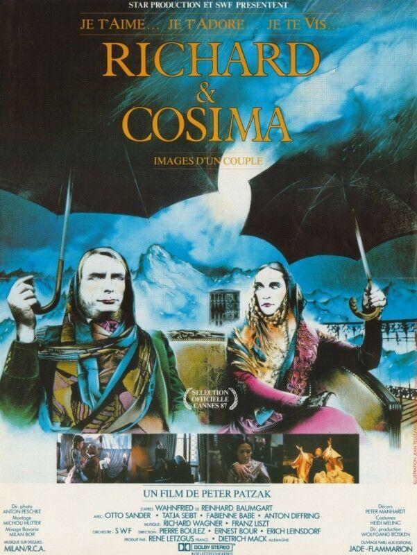 Richard et Cosima