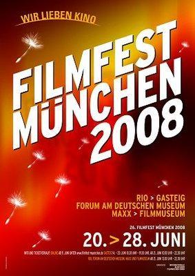 Festival Internacional de Cine de Munich - 2008