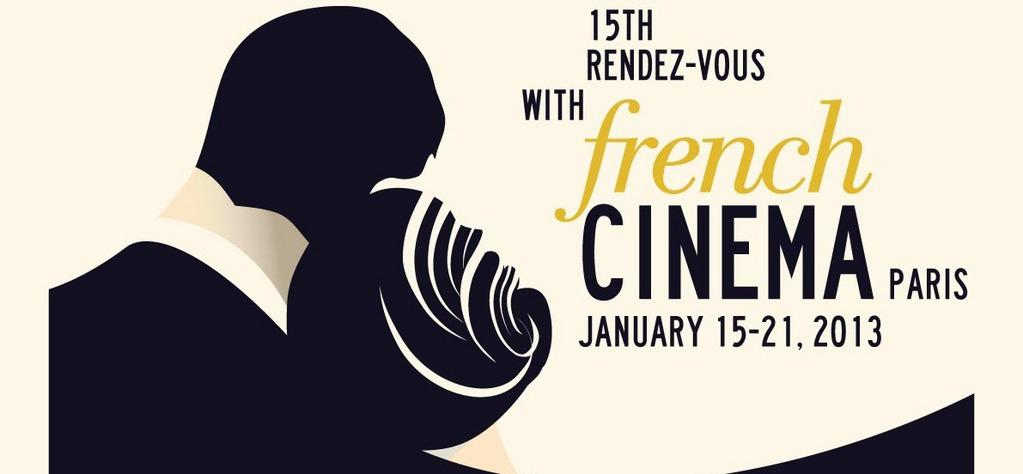 15th Rendez-vous with French Cinema in Paris