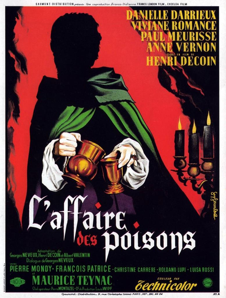 The Poison Affair
