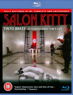 Salon Kitty - Jaquette Blu-Ray Royaume-Uni