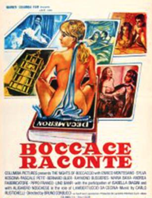 Boccace raconte