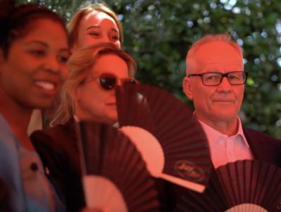 Cannes 2021 - La Terrasse UniFrance - Jour 2