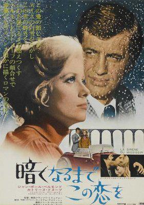 La Sirène du Mississipi - Poster Japon