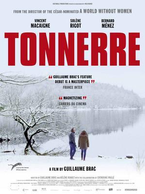 Tonnerre - © Poster international anglais