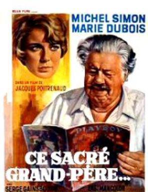 Ce sacré grand-père - Poster Belgique