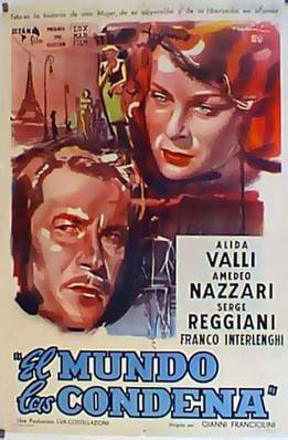 Les Anges déchus - Poster - Italy