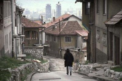 Jours tranquilles à Sarajevo